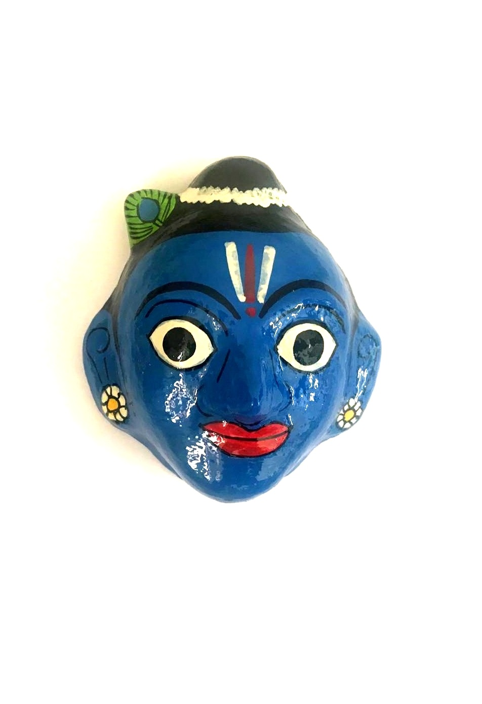 Little Krishna Cheriyal Mask