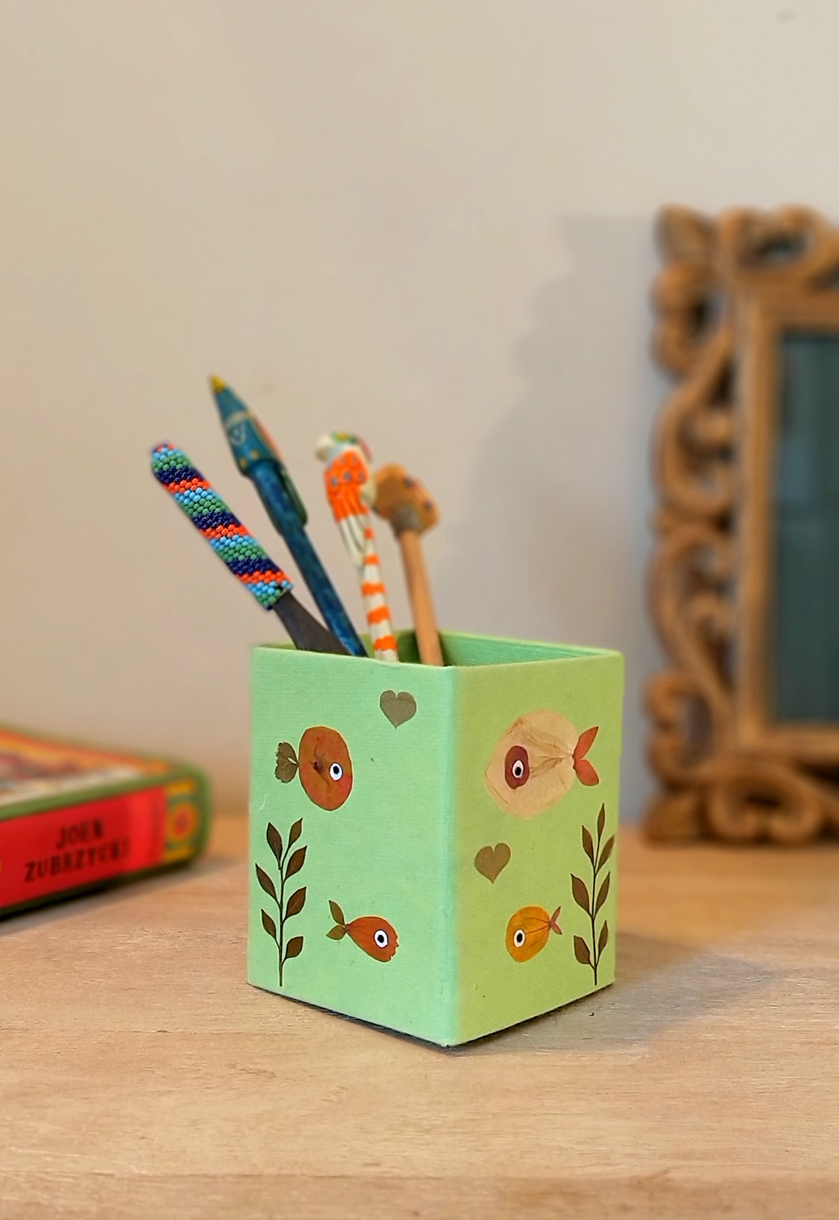 GoFishing Pencil Holder