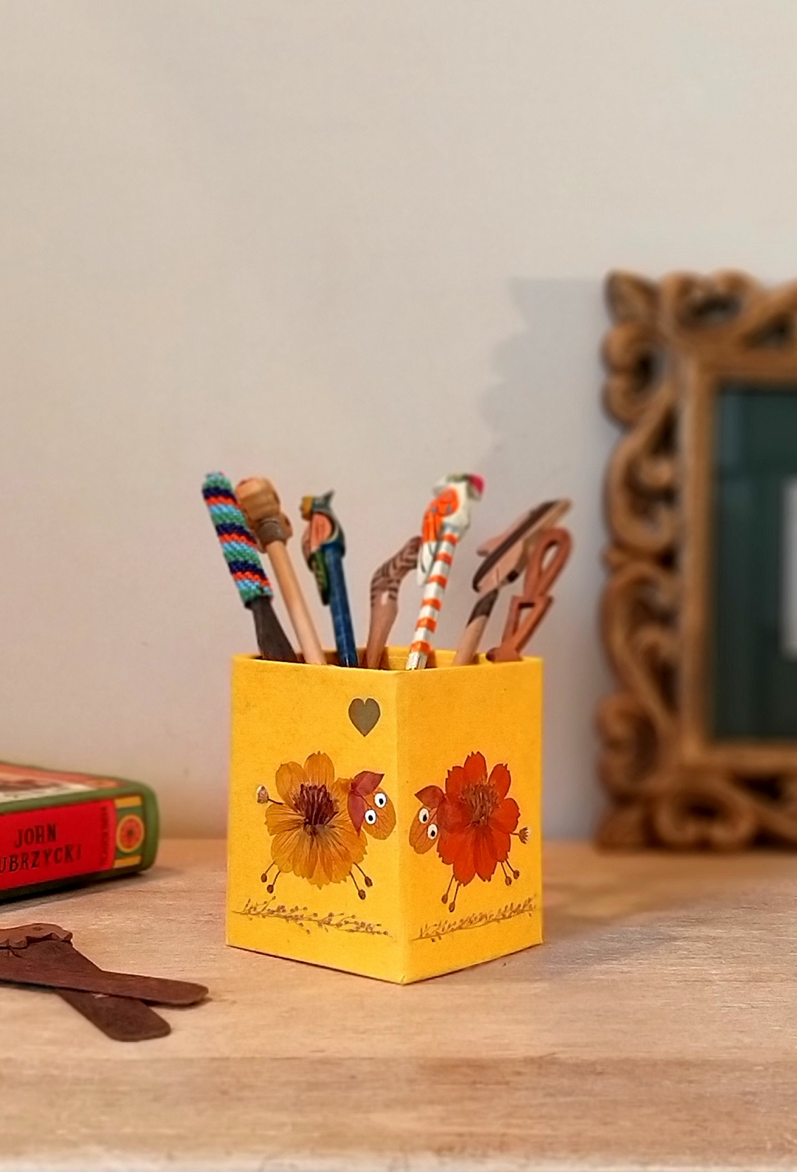 HelloYello Lamb Pencil Holder