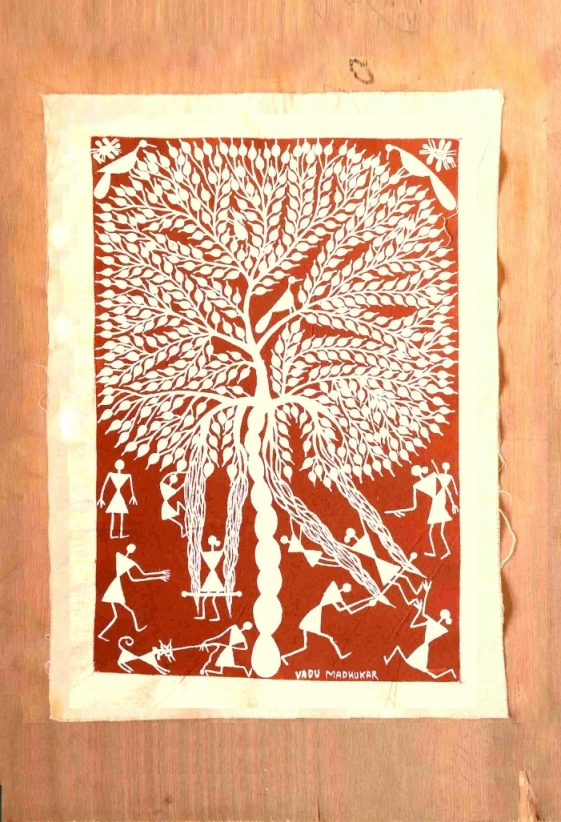 Trees For Our Children Warli Art